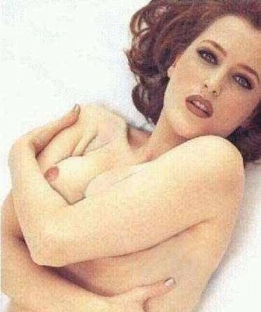 Джиллиан Андерсон голая. Фото - 10