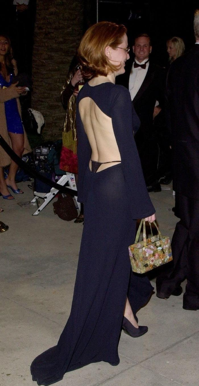 Джиллиан Андерсон голая. Фото - 19