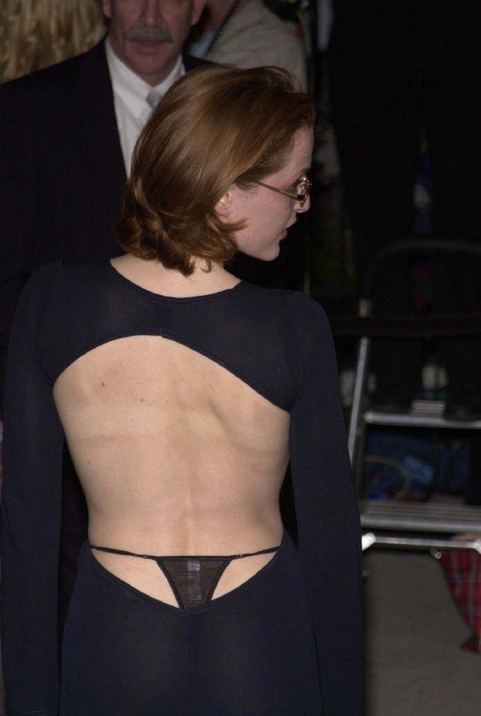 Джиллиан Андерсон голая. Фото - 20