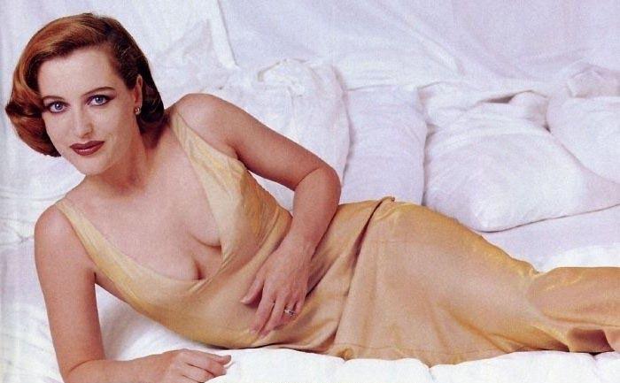 Джиллиан Андерсон голая. Фото - 33