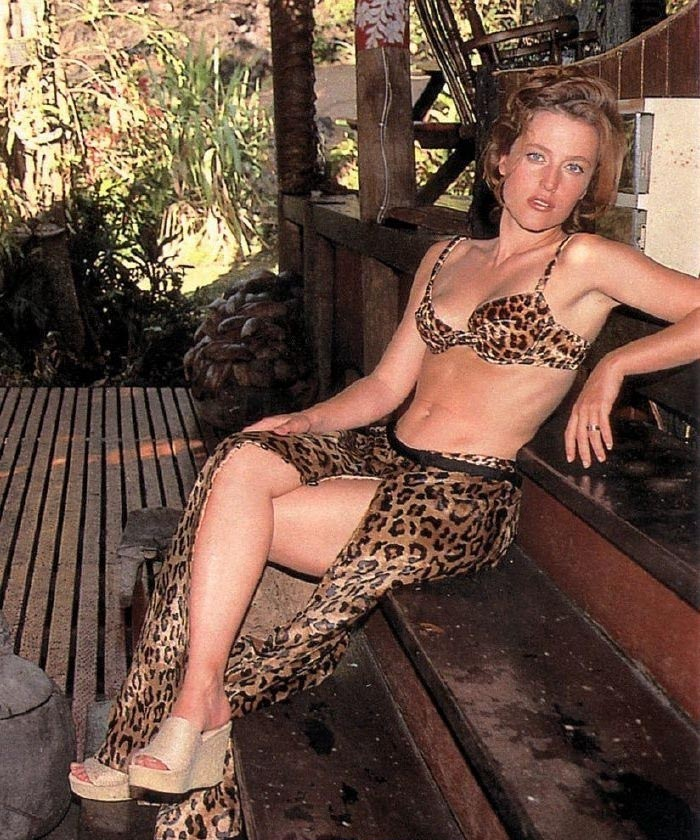 Джиллиан Андерсон голая. Фото - 39