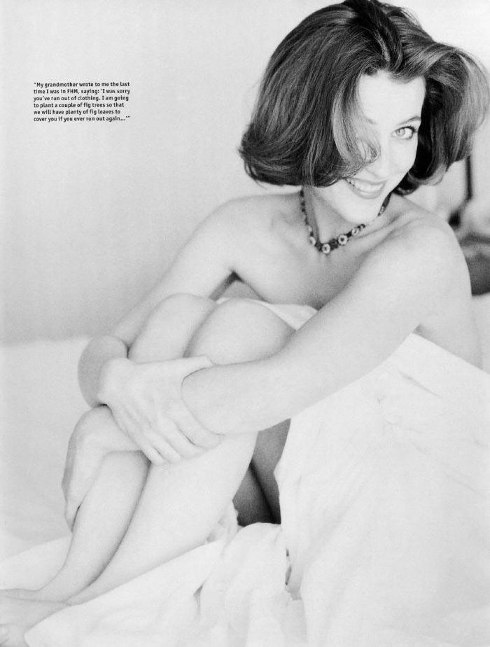 Джиллиан Андерсон голая. Фото - 54
