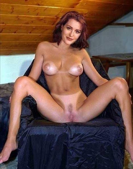 Джиллиан Андерсон голая. Фото - 65