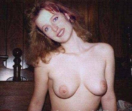 Джиллиан Андерсон голая. Фото - 8