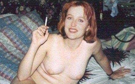 Джиллиан Андерсон голая. Фото - 9