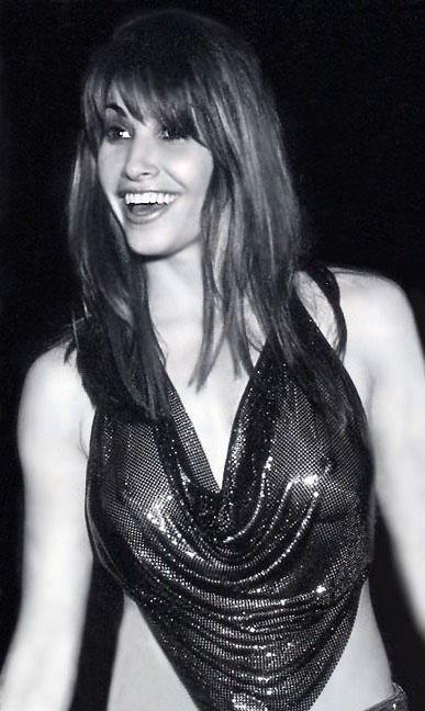 Джина Гершон голая. Фото - 13