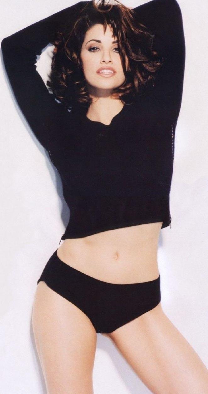 Джина Гершон голая. Фото - 22