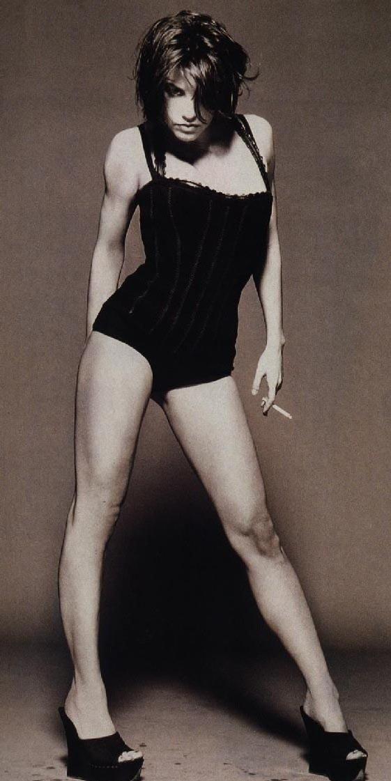 Джина Гершон голая. Фото - 26