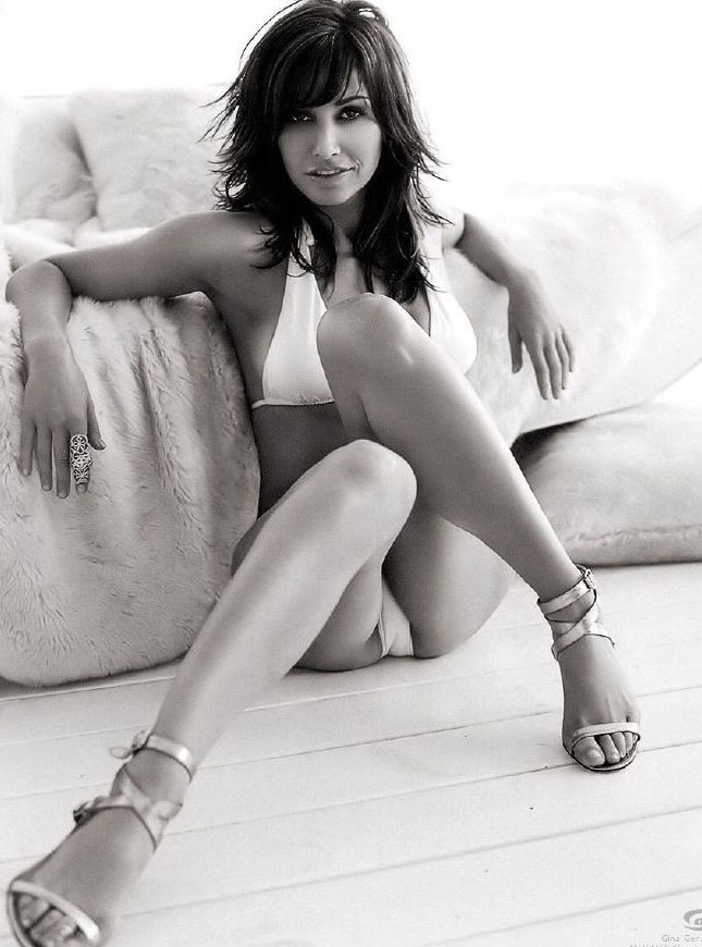 Джина Гершон голая. Фото - 7