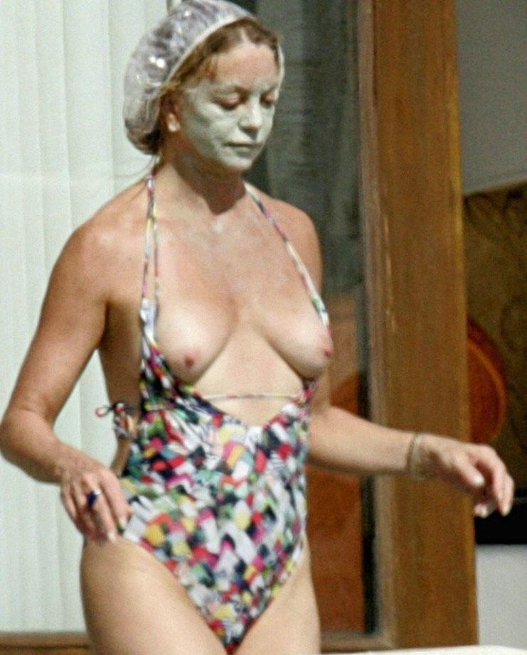 Голди Хоун голая. Фото - 1