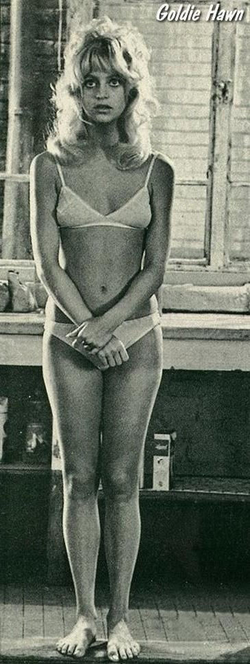 Голди Хоун голая. Фото - 10