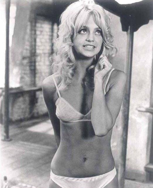Голди Хоун голая. Фото - 11
