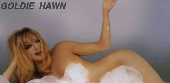 Голди Хоун голая. Фото - 5