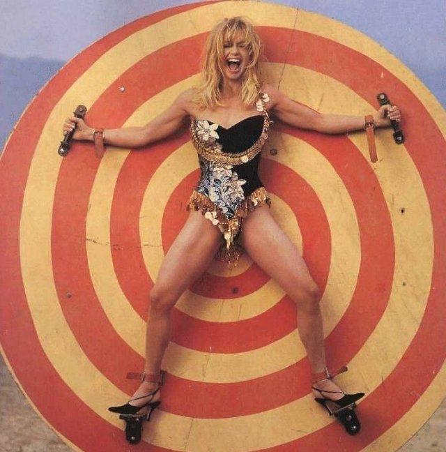 Голди Хоун голая. Фото - 7