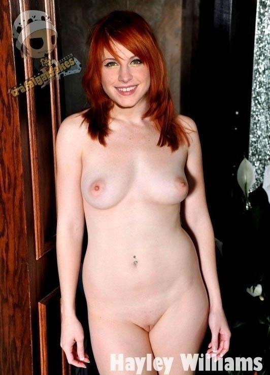 Хейли Уильямс голая. Фото - 13