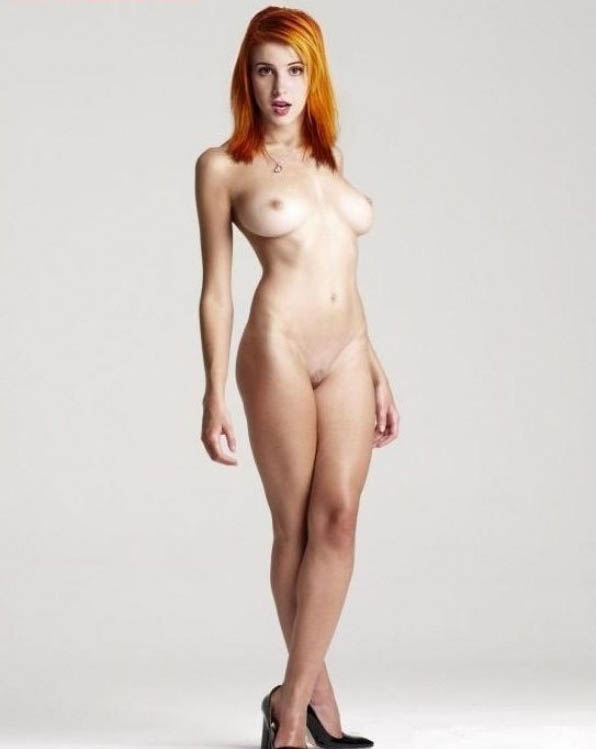 Singer hayley williams leaked nude pic red head slut is topless
