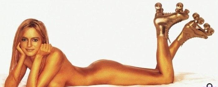 Хизер Грэм голая. Фото - 3