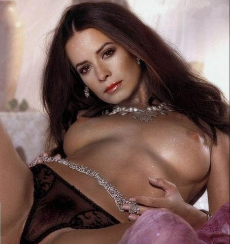 Holly Marie Combs nude. Photo - 10