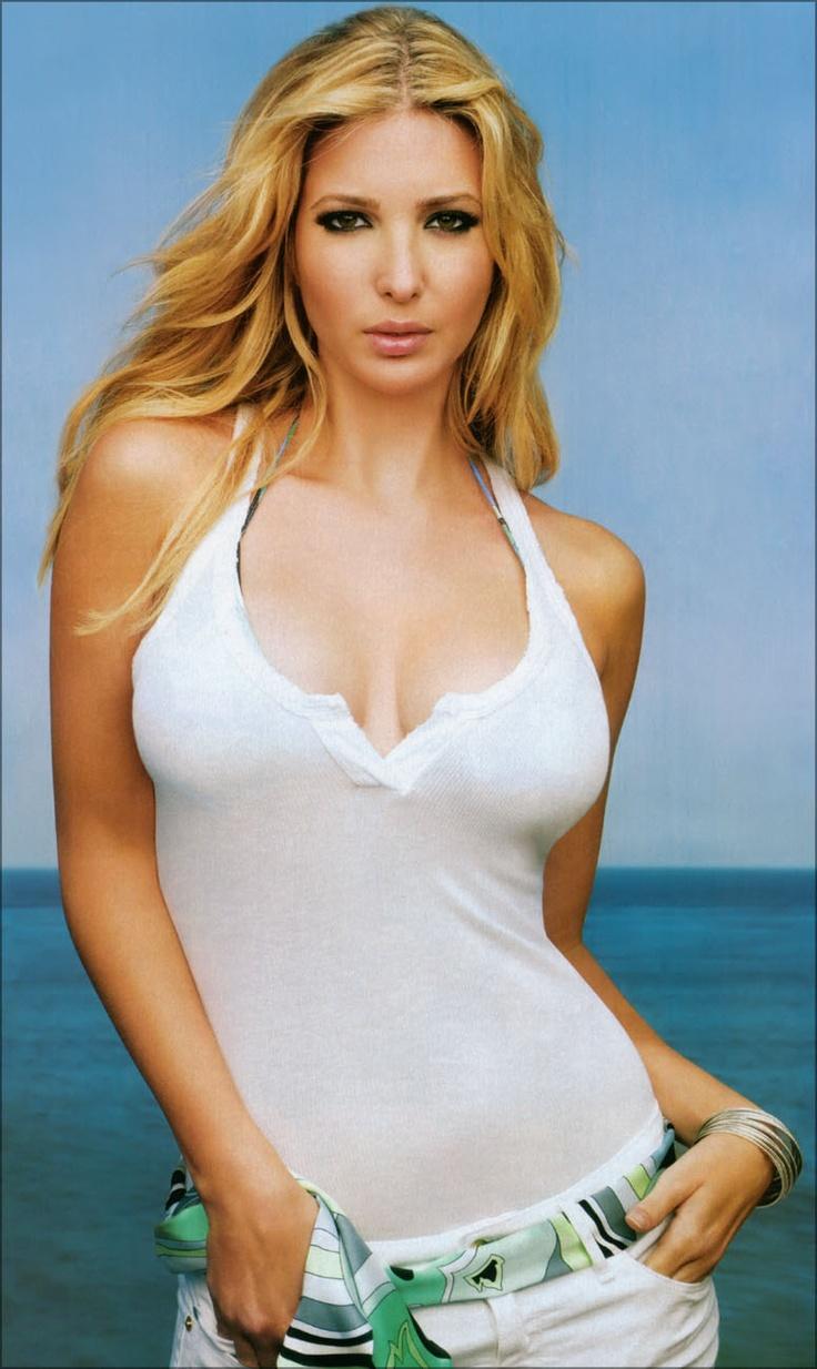 Иванка Трамп голая. Фото - 25