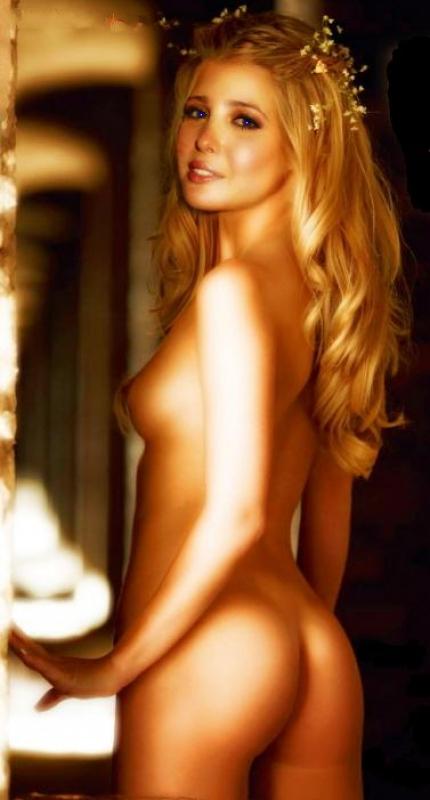 Иванка Трамп голая. Фото - 7