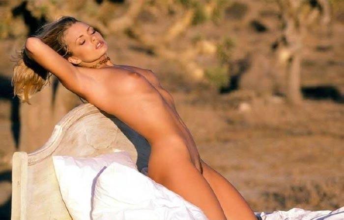 Джейми Прессли голая. Фото - 1