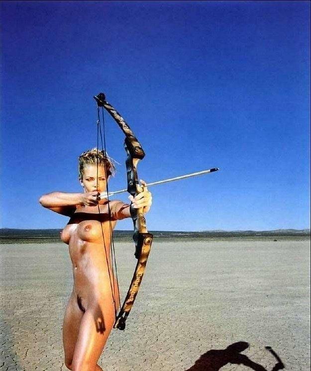 Джейми Прессли голая. Фото - 8