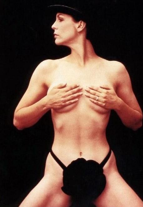 Джейми Ли Кёртис голая. Фото - 12