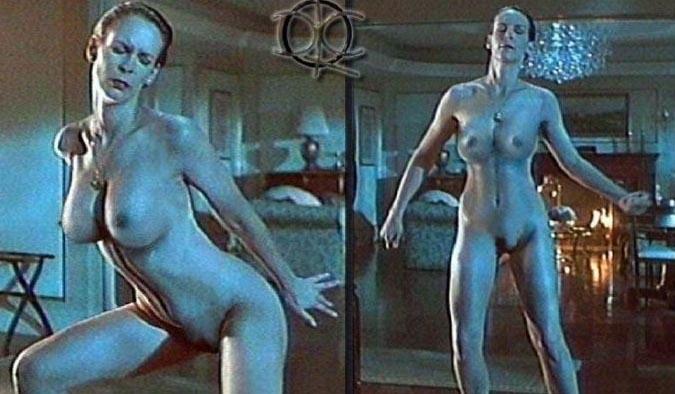Джейми Ли Кёртис голая. Фото - 2
