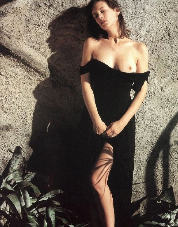 Джейми Ли Кёртис голая. Фото - 28