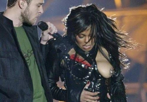 Janet Jackson nude. Photo - 1