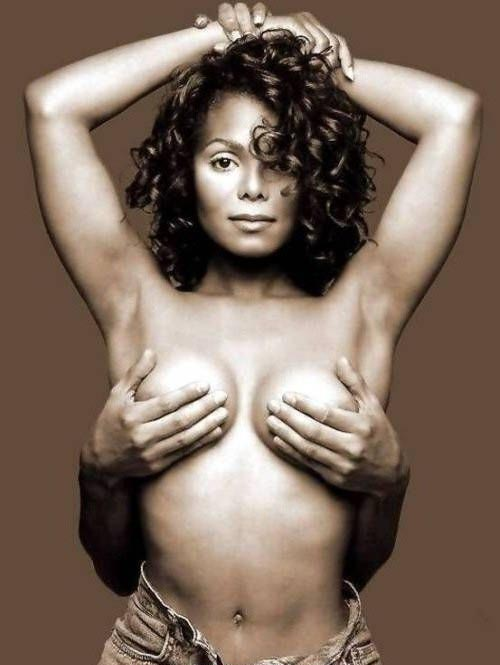Janet Jackson nude. Photo - 7
