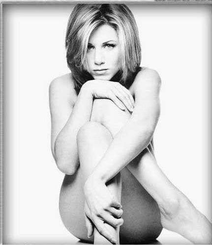 Jennifer Aniston nude. Photo - 13