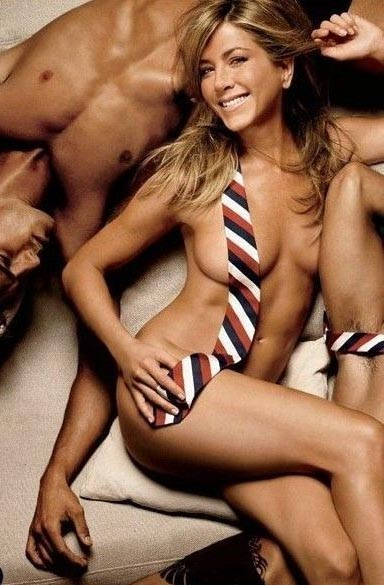 Jennifer Aniston nude. Photo - 18