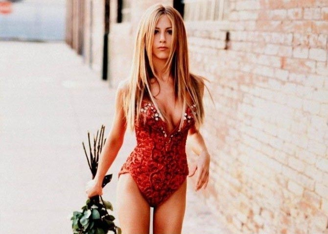 Jennifer Aniston nude. Photo - 25