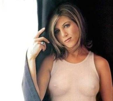 Jennifer Aniston nude. Photo - 4