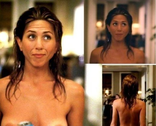 Jennifer Aniston nude. Photo - 5