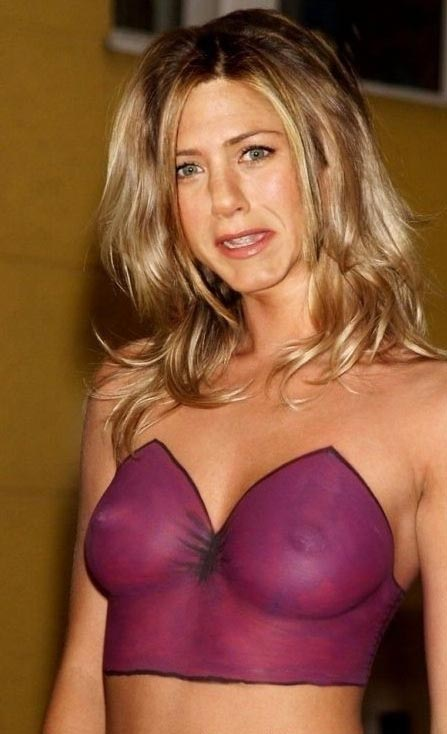 Jennifer Aniston nude. Photo - 58