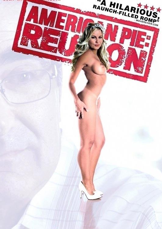 Дженнифер Кулидж голая. Фото - 1