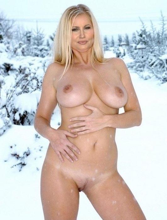 Дженнифер Кулидж голая. Фото - 3
