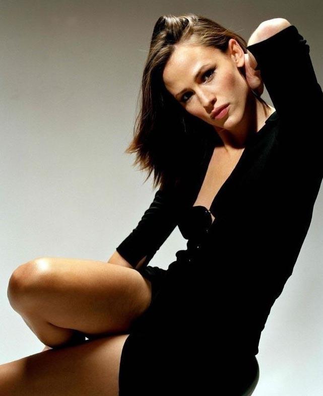 Jennifer Garner голая. Фото - 16