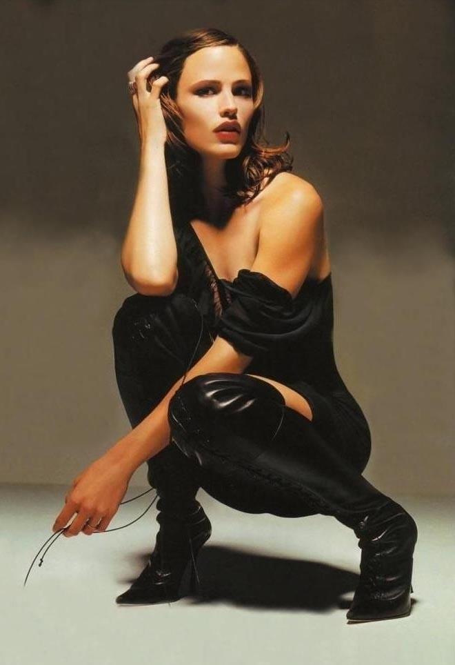 Jennifer Garner голая. Фото - 17