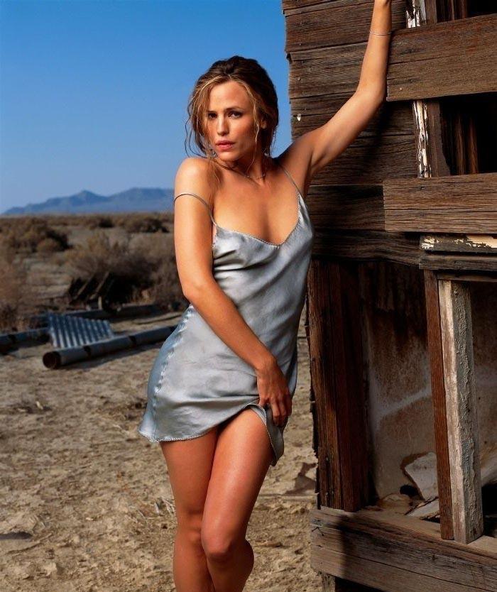 Jennifer Garner голая. Фото - 19