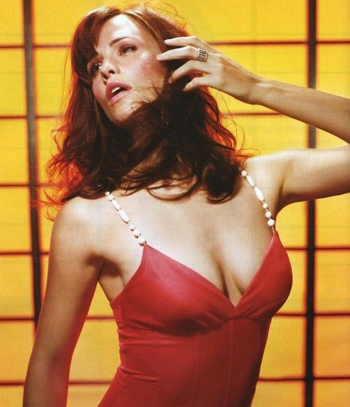 Jennifer Garner голая. Фото - 4