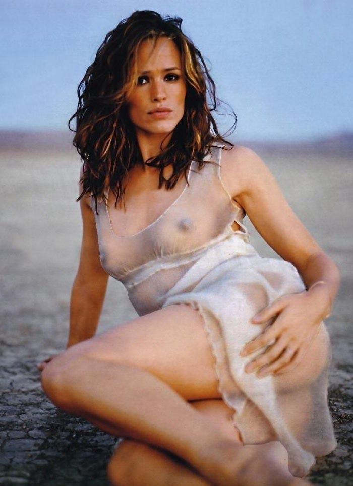 Jennifer Garner голая. Фото - 8