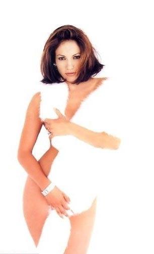 Дженнифер Лопес голая. Фото - 15