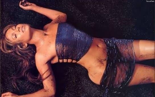 Дженнифер Лопес голая. Фото - 17