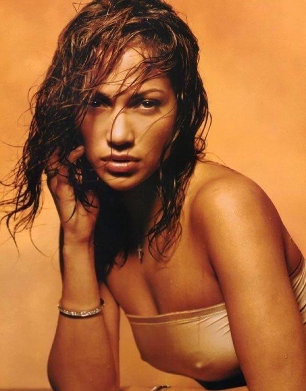 Дженнифер Лопес голая. Фото - 29