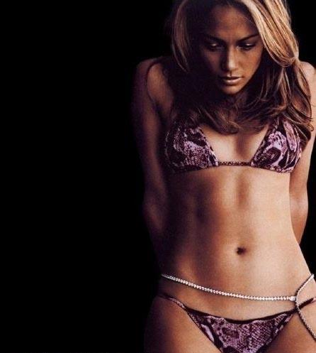 Дженнифер Лопес голая. Фото - 3