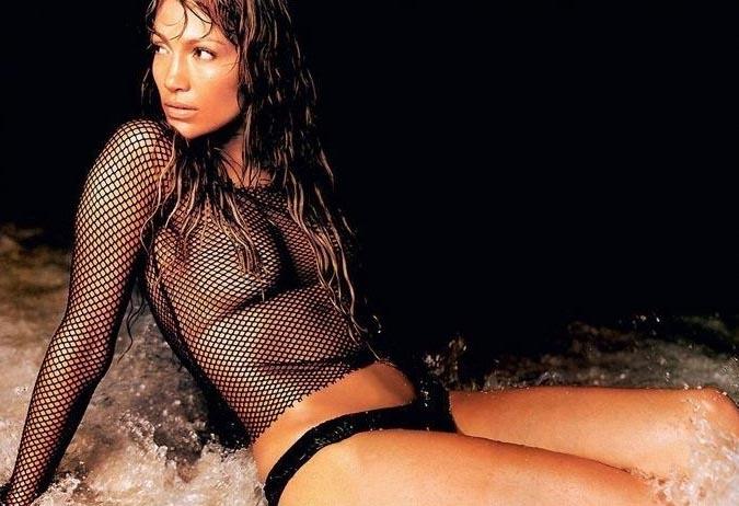 Дженнифер Лопес голая. Фото - 7
