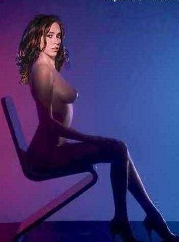 Дженнифер Лав Хьюитт голая. Фото - 2
